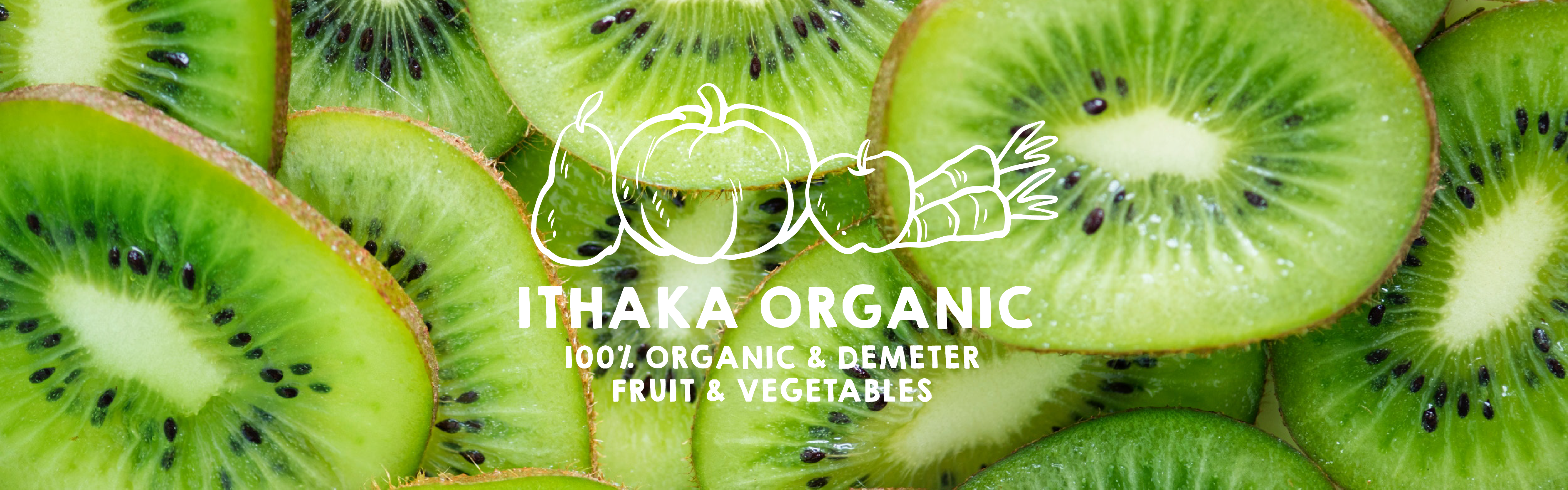 Ithaka Organic kiwi