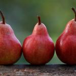 Ithaka Organic pears